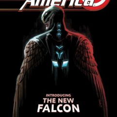 Captain America: Sam Wilson #5 cover by Daniel Acuna (Photo Credit: Marvel)
