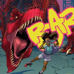 Moon Girl and Devil Dinosaur #3 cover by Amy Reeder (Photo Credit: Marvel)