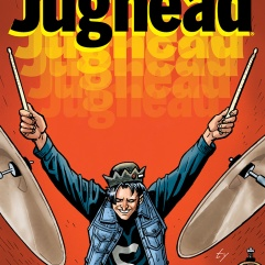 Jughead #3 Variant Cover by Ty Templeton (Photo Credit: Archie Comics)