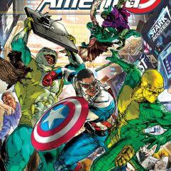 Cover by Romulo Fajardo (Photo Credit: Marvel)