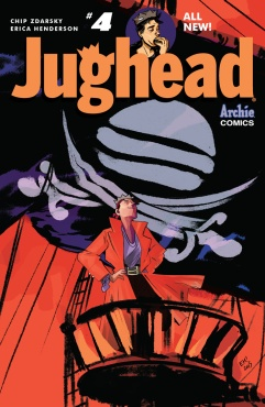 Main Cover by Erica Henderson (Photo Credit: Archie Comics)