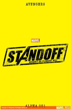 Main Cover by Jesus Saiz (Photo Credit: Marvel)