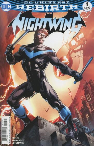 Cover B by Ivan Reis, Joe Prado, & Brad Walker (Photo Credit: Midtown Comics)