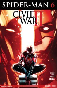 Cover by Sara Pichelli and Jason Keith (Photo Credit: Marvel Comics)