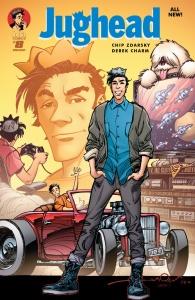 Cover C by Walt Simonson (Photo Credit: Archie Comics)