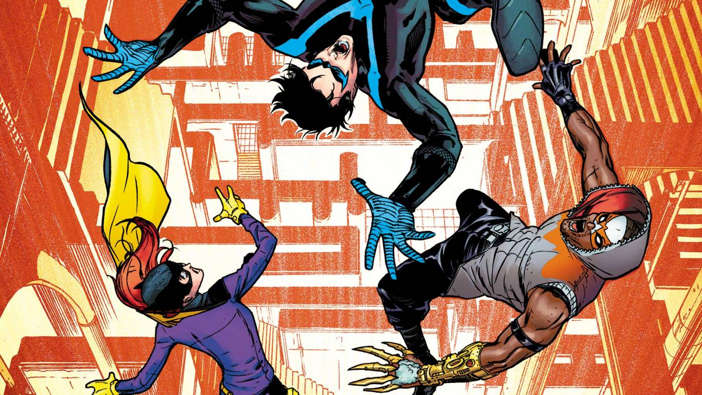 Nightwing #3 Cover A by Javier Fernandez and Chris Sotomayor (Photo Credit: DC Comics)