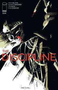 Cover by Leonardo Fernandez (Photo Credit: Image Comics)