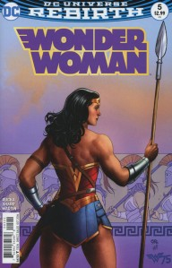 Cover B by Frank Cho and Nei Ruffino (Photo Credit: Midtown Comics)