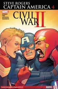 Cover by Aaron Kruder and Tamra Bonvillain (Photo Credit: Marvel Comics)