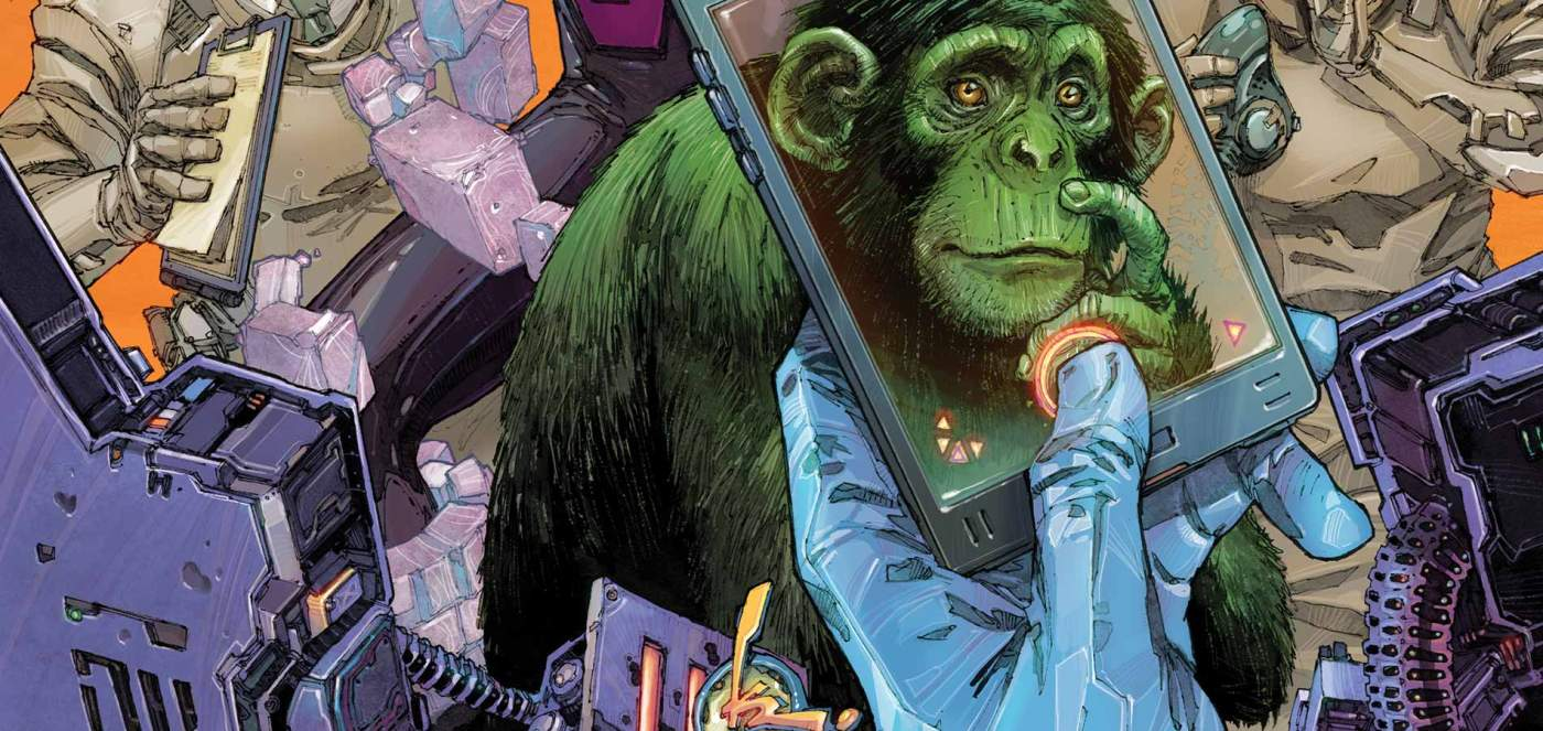 Teen Titans #2 Cover by Kenneth Rocafort (Photo Credit: DC Comics)